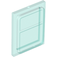 Стъкло за врата [6244883]<br><small>Glass For Door [6244883]</small>