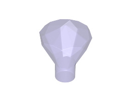 Диамант с вал за захващане [6247799]<br><small>Diamond With Stick [6247799]</small>
