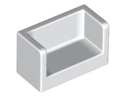 Панел 1x2x1 с 2 страни [6248490]<br><small>Panel 1x2x1 with 2 Sides [6248490]</small