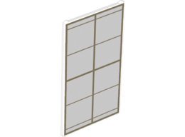 """Стъкло за рамка 1X4x6 """"Нo. 14"""" [6257539]<br><small>Glas For Frame 1X4x6 """"No. 14"""" [6257539]</small>"""