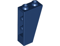Покривна плочка 1X2x3/74° инверсна [6267156]<br><small>Roof Tile 1X2X3/74° Inv. [6267156]</small>