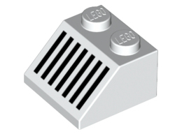 Покривна плочка 2X2 45° № 24 [6271990]<br><small>Roof Tile 2X2 45° No. 24 [6271990]</small>