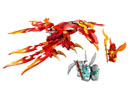 70221 ЛЕГО ЧИМА - Фениксът на Флинкс<br><small>70221 LEGO CHIMA - Flinx's Ultimate Phoenix</small>