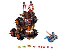 70321 НЕКСО РИЦАРИ - Обсадната машина на генерал Магмар<br><small>70321 LEGO NEXO KNIGHTS - General Magmar's Siege Machine of Doom</small>