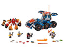 70322 НЕКСО РИЦАРИ - Куло-носачът на Аксъл<br><small>70322 LEGO NEXO KNIGHTS - Axl's Tower Carrier</small>