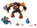 70325 НЕКСО РИЦАРИ - Инфернокс хваща кралицата<br><small>70325 LEGO NEXO KNIGHTS - Infernox captures the Queen</small>