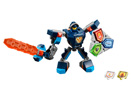 70362 НЕКСО РИЦАРИ - Боен костюм на Клей<br><small>70362 LEGO NEXO KNIGHTS - Battle Suit Clay</small>