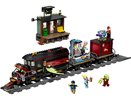 70424 ЛЕГО СКРИТА СТРАНА- Експресен влак с духове <br><small>70424 LEGO HIDDEN SIDE- Ghost Train Express</small>