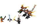 70599 ЛЕГО НИНДЖАГО - Драконът на Коул<br><small>70599 LEGO NINJAGO - Cole's Dragon</small>