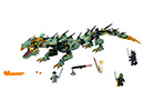 70612 The LEGO Ninjago Movie Green Ninja Mech Dragon