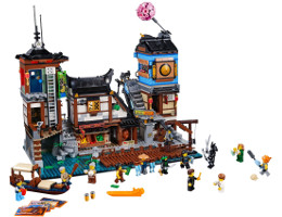 By order only! <br> 70657 NINJAGO® City Docks