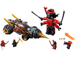 70669 ЛЕГО НИНДЖАГО - Земната сонда на Коул<br><small>70669 LEGO NINJAGO - Cole's Earth Driller</small>