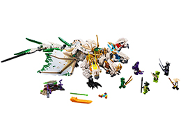 70679 ЛЕГО НИНДЖАГО - Ултра Дракон<br><small>70679 LEGO NINJAGO - The Ultra Dragon</small>