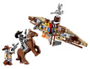 70800 ЛЕГО ФИЛМЪТ - Бягство с планер<br><small>70800 LEGO THE MOVIE - Getaway Glider</small>