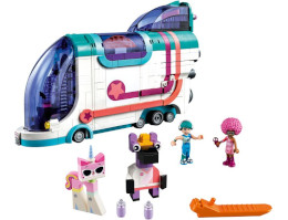 70828 ЛЕГО ФИЛМЪТ 2 - Парти автобус<br><small>70828 LEGO THE MOVIE 2 -  Pop-Up Party Bus</small>
