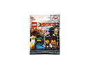 71019 The LEGO Ninjago Movie Series - Random Minifigure