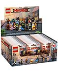 71019 The LEGO Ninjago Movie