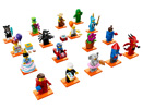 71021 Collectable Minifigures Series 18 - Complete Collection