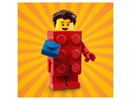 71021-02 Collectable Minifigures Series 18 - Brick Suit Guy
