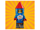 71021-05 Collectable Minifigures Series 18 - Firework Guy