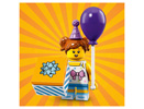 71021-06 Collectable Minifigures Series 18 - Birthday Party Girl