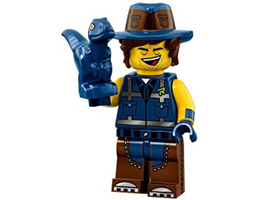 71023-14 LEGO MOVIE 2 SERIES - Vest Friend Rex