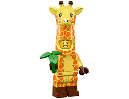 71023-04 LEGO MOVIE 2 SERIES - Giraffe Guy