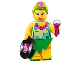 71023-07 LEGO MOVIE 2 SERIES - Hula Lula