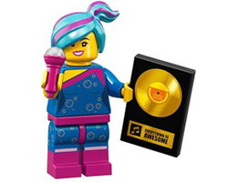 71023-09 LEGO MOVIE 2 SERIES - Flashback Lucy