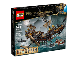 Hard to find<br>71042 Pirates of the Caribbean - Silent Mary