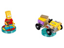 71211 DIMENSIONS – Fun Pack:Bart