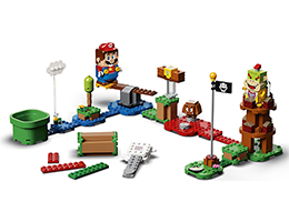 71360 ЛЕГО СУПЕР МАРИО – Приключения с Марио<br><small> 71360 LEGO SUPER MARIO – Adventures with Mario</small>