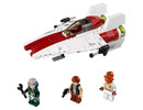 75003 ЛЕГО СТАР УОРС - А-крилен изтребител<br><small>75003 LEGO STAR WARS - A-wing Starfighter</small>