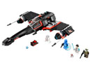 75018 ЛЕГО СТАР УОРС - Стелт старфайтър JEK-14<br><small>75018 LEGO STAR WARS - JEK-14's Stealth Starfighter</small>