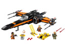 75102 ЛЕГО СТАР УОРС - X-крилен файтър на Поу<br><small>75102 LEGO STAR WARS - Poe's X-Wing Fighter</small>