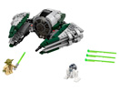 75168 ЛЕГО СТАР УОРС - Джедайския старфайтър на Йода<br><small>75168 LEGO STAR WARS - Yoda's Jedi Starfighter</small>