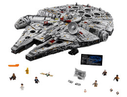 By order only!<br>75192 Millennium Falcon