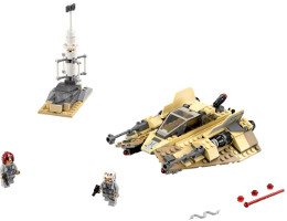 75204  ЛЕГО СТАР УОРС Сандспийдър <br><small>75204 STAR WARS Sandspeeder</small>