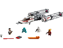75249 ЛЕГО СТАР УОРС - Звездобоецът на Съпротивата Y-Wing<br><small>75249 LEGO STAR WARS - Resistance Y-Wing Starfighter</small>