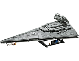 75252 ЛЕГО СТАР УОРС - Имперски звезден разрушител <br> <small> 75252 LEGO STAR WARS - Imperial Star Destroyer</small>