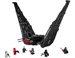 75256 ЛЕГО СТАР УОРС - Совалката на Кайло Рен<br><small> 75256 LEGO STAR WARS - Kylo Ren's Shuttle</small>
