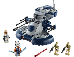 75283 ЛЕГО СТАР УОРС - AAT<br><small>75283 LEGO STAR WARS - Armored Assault Tank (AAT)</small>