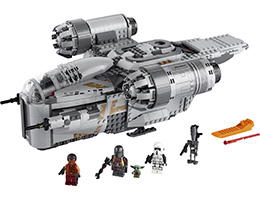 75292 ЛЕГО СТАР УОРС - Рейзър Крест<br><small>75292 LEGO STAR WARS - The Razor Crest</small>