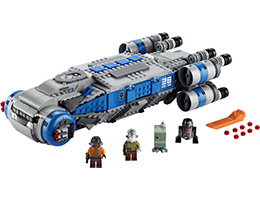 75293 ЛЕГО СТАР УОРС - Транспортер I-TS на Съпротивата <br> <small> 75293 LEGO STAR WARS - Resistance I-TS Transport</small>