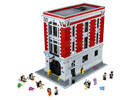 By order only!<br>75827 Firehouse Headquarters