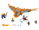 76107 ЛЕГО СУПЕР ГЕРОИ - Танос: Последната битка<br><small>76107 LEGO SUPERHEROES - Thanos: Ultimate Battle</small>
