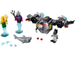 76116 ЛЕГО СУПЕР ГЕРОИ - Batman™ - бат-подводница и подводна битка<br><small>76114 LEGO SUPERHEROES - Batman™ Batsub and the Underwater Clash</small>