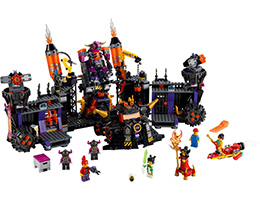 80016 ЛЕГО МОНКИ КИД - Пламтящата Леярна<br><small> 80016 LEGO MONKIE KID - The Flaming Foundry</small>