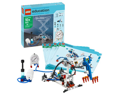 Hard to find<br>9641 Pneumatics Add-on Set