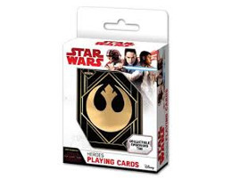 Star Wars: The Last Jedi™ Heroes Playing Cards in Collector's Tin